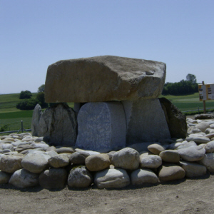 Photo dolmen